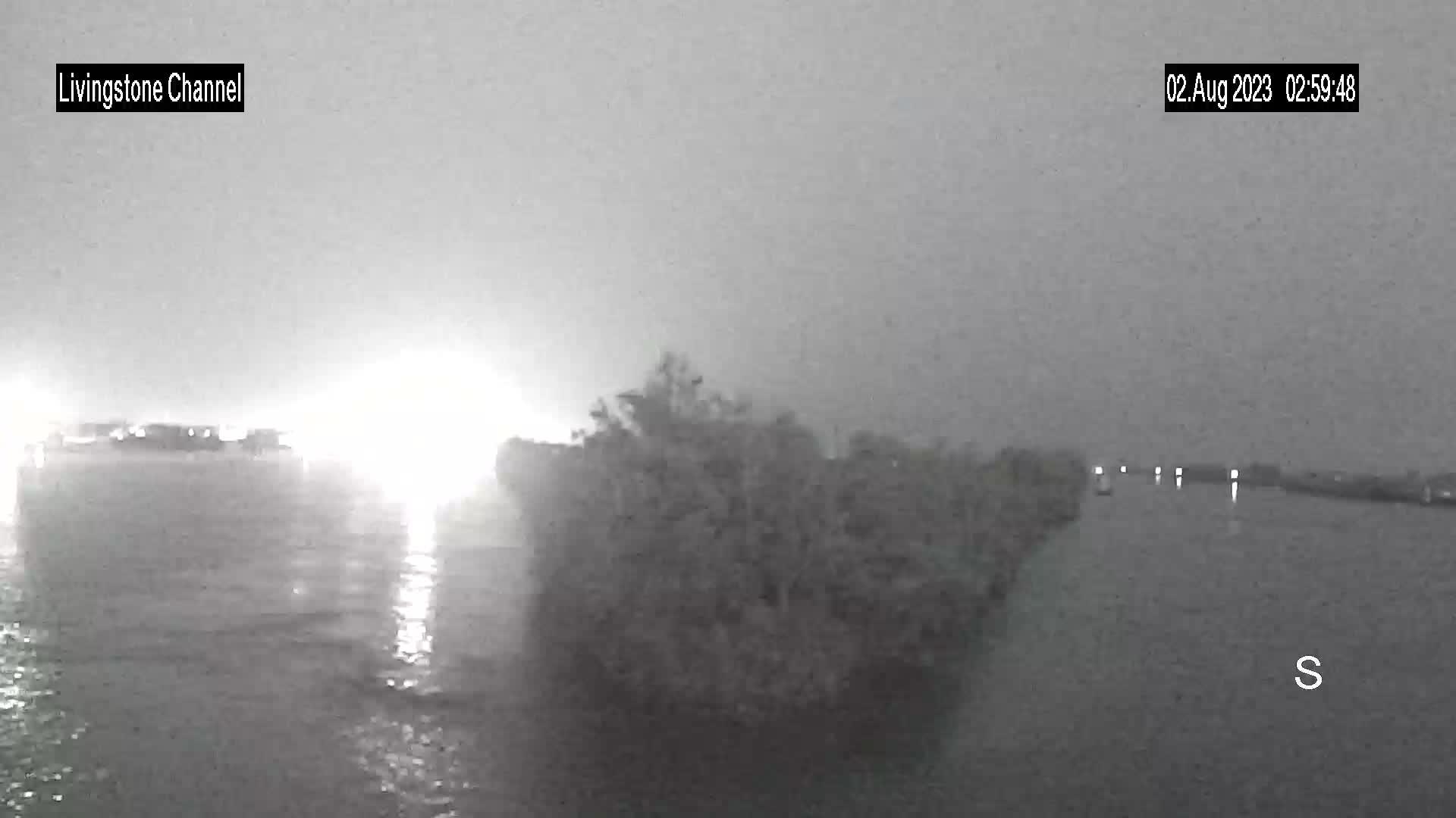 Livingstone Channel